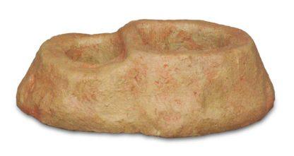 vaso roccioso 2 spazi col. pietre del borgo, cod. 02VR2P