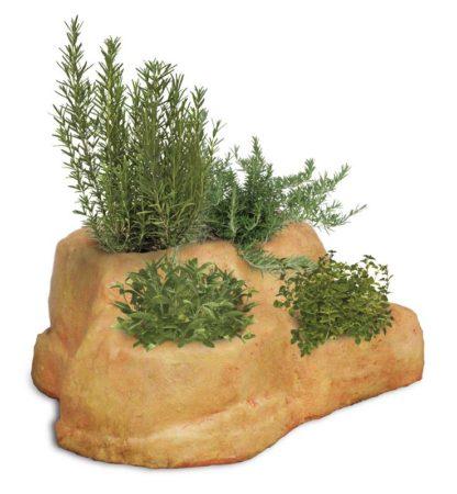 vaso roccioso 3 spazi col. pietre del borgo, cod. 02VR3P