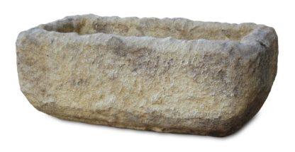 Vaso rettangolare col. old stone
